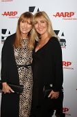 LOS ANGELES - FEB 10:  Jane Seymour, Sister at the AARP