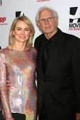 LOS ANGELES - FEB 10:  Naomi Watts, Bruce Dern at the AARP