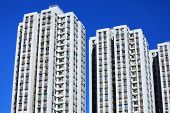 foto of public housing  - Public house in Hong Kong - JPG