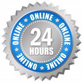 Online 24 hour sign