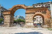 The Arch Of Galerius