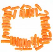 Frozen Baby Carrots