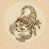 Zodiac sign - Scorpio
