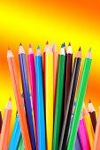 Many Crayons