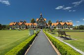 Government Gardens and Museum, Rotorua, New Zealand