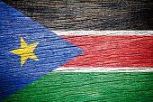 South Sudan flag