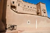 The Kasbah Taourirt In Ouarzazate