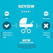 foto of buggy  - Review with five stars rating - JPG