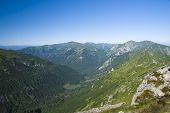 Polish High Tatra Mountain