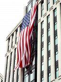 nos bandera - homenaje del memorial de 9-11 2