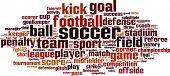 Soccer Word Cloud
