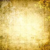 Vintage Grunge Paper Background.