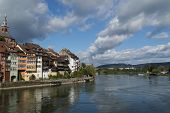 Laufenburg, Germany, at the Rhine