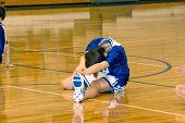 Basketball warm-up