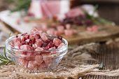 Diced Ham With Rosemary