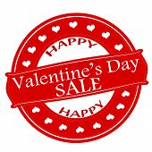 Happy Valentine Day Sale
