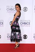 LOS ANGELES - JAN 07:  Camilla Luddington arrives to the People's Choice Awards 2014  on January 7, 2015 in Los Angeles, CA