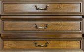 Drawers Of Antique Furniture