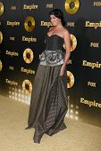 LOS ANGELES - JAN 6:  Eka Tobla Darville at the FOX TV