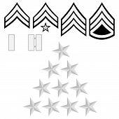 U.S. police insignia