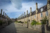Vicars Close in Wells