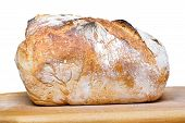 picture of home-made bread  - delicious home - JPG