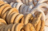 picture of bundle  - Bundles bagels with poppy seeds and sugar - JPG
