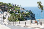 foto of porter  - Within the streets of Cala en Porter - JPG