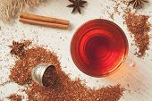 picture of spice  - Rooibos traditional organic dieting drink - JPG