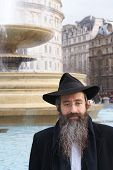 A Jewish man in  London