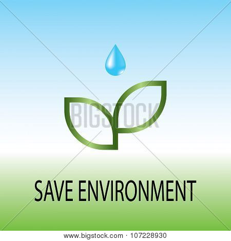 ecology save environment poster id 107228930