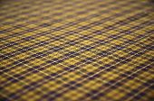 Fabric Background. Shallow Dof.