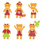 The Collection Bear. .