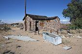 Mojave Desert Ruins