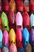 Sapatos árabes