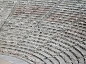 picture of epidavros  - The theater at Epidavros is the best - JPG