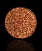 Disco de Phaistos de Creta