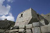 Machu Picchu Temple Of The Sun, Peru
