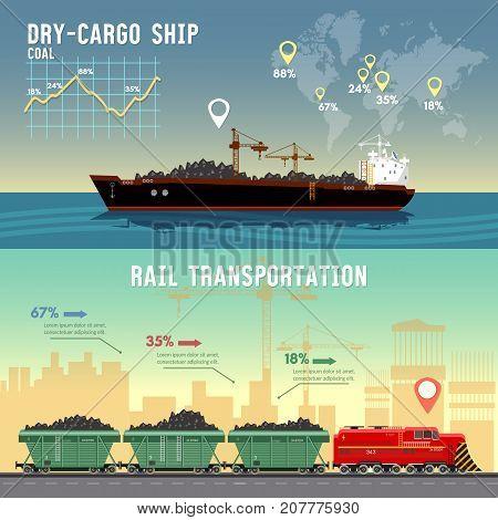 Logistics banner Cargo