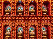 Wall Of Buddha
