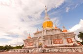 Sanctuary Of Of Buddhism In Thailand