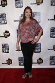 SAN DIEGO - JUL 22: Clare Grant at the 'GPhoria Strikes Back' party hosted by G4 and Lucasfilm durin