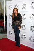 LOS ANGELES - JUN 7:  Angelica Bridges arrives at the Debbie Reynolds Hollywood Memorabilia Collecti