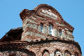 One Of Ancient Churches In Nesebar
