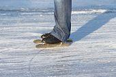 An Ice Skater