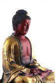 Sitting Buddha.
