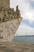 Monument of discoveries, Belem