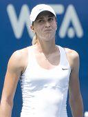 Petra Martic of Croatia