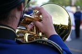 Brass Band Player