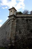 Watch Tower Of The Citadel In Erfurt